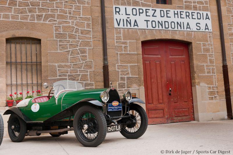 1924 Bugatti T23 sn 2243