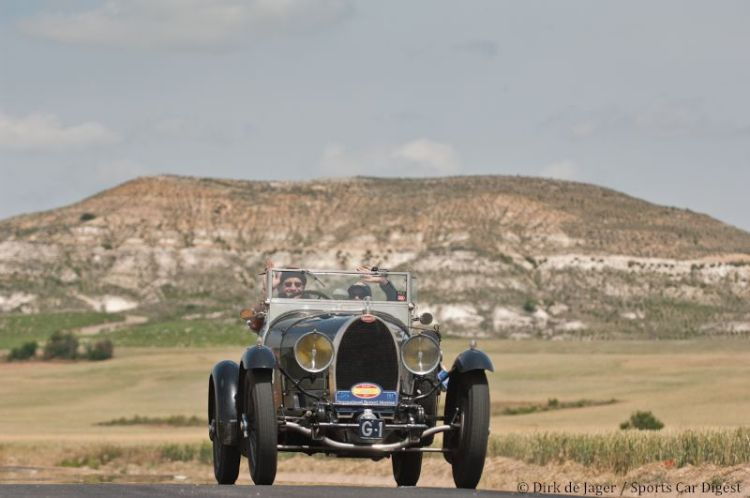 1927 Bugatti T44 sn 44266