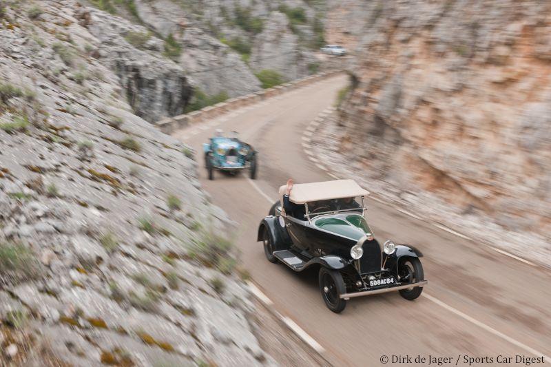 1928 Bugatti T40 sn 40831