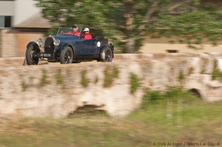 1928 Bugatti T44 sn 44694