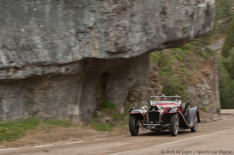 1934 Bugatti T55 sn BC092