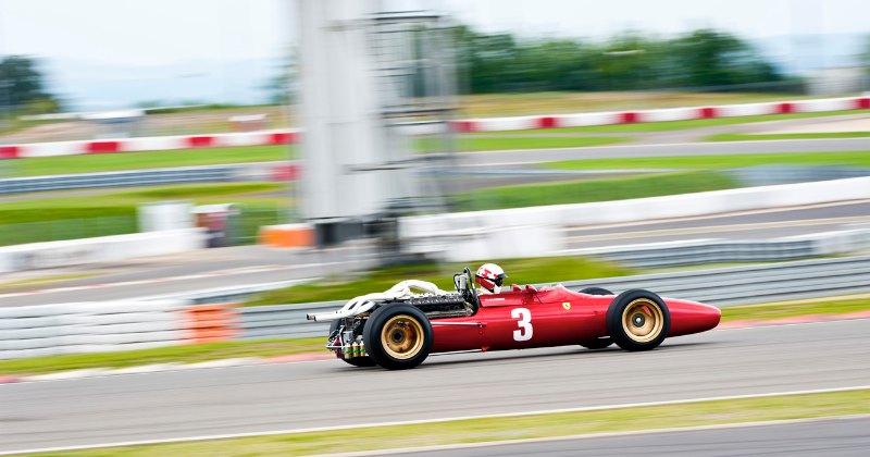 1968 Ferrari 312/68 F1
