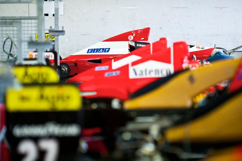 Ferrari F1 Line-up