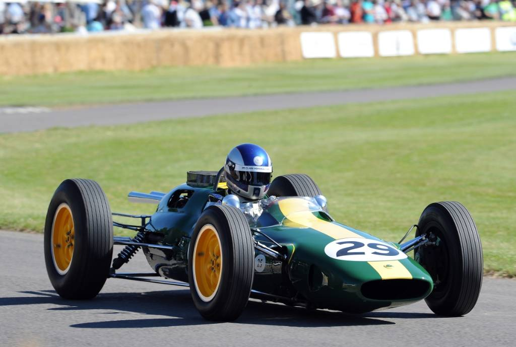 1962 Lotus 25 F1