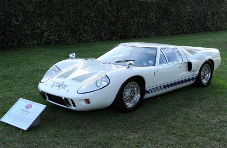 1967 Ford GT40 Mk3