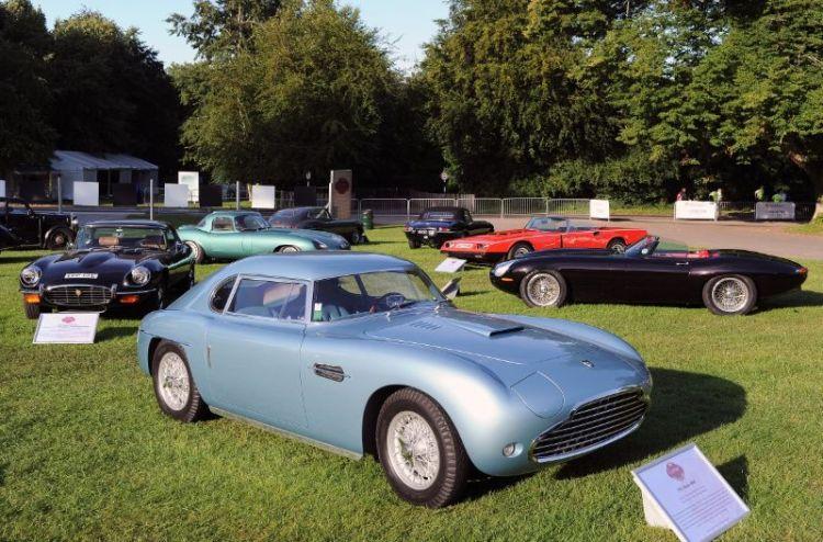 1953 Siata 400F
