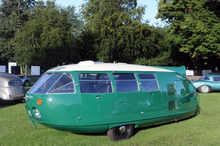 Fuller Dymaxion