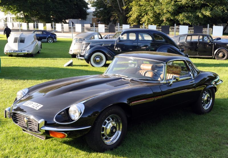 Jaguar E-Type Celebration