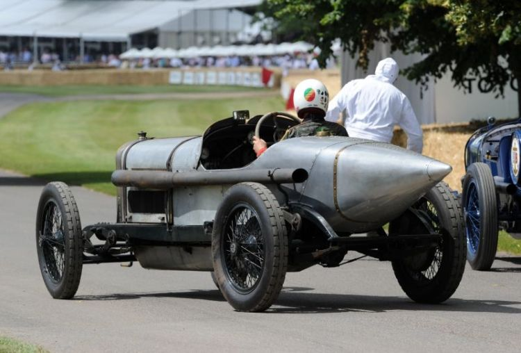 1914 Sunbeam Indianapolis