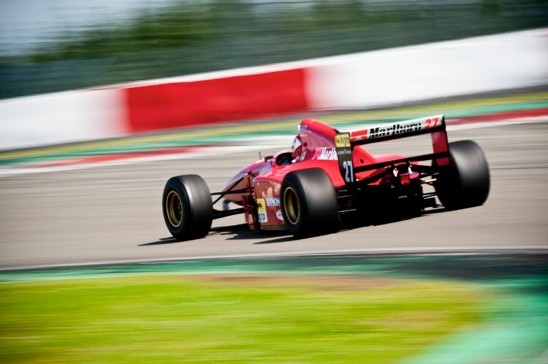 Ferrari 412T Formula 1