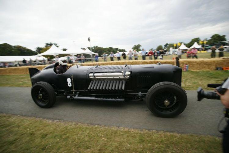 Packard Bentley