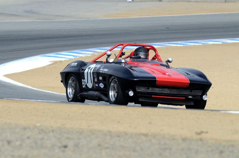 Jerry Gollnick's 1964 Chevrolet Corvette.