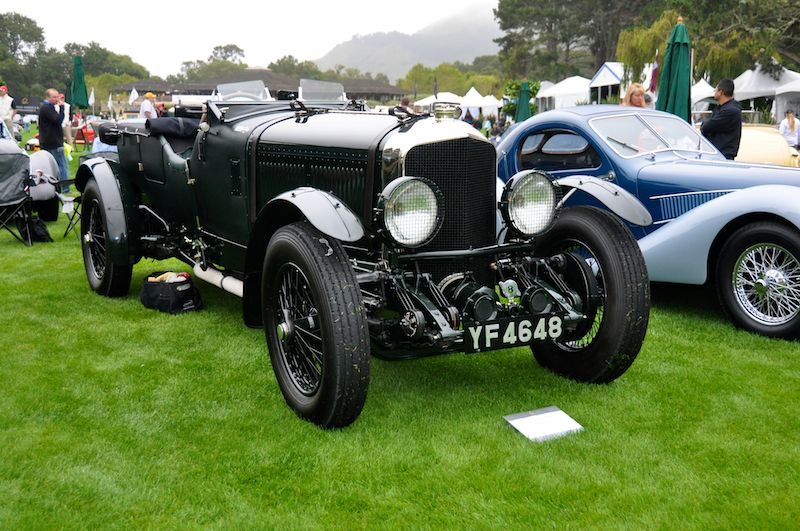 1927 Bentley 6.5 Litre - Ron Rezak