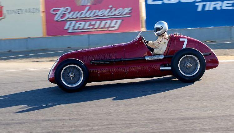 1939 Maserati 4CL, Mary Smith