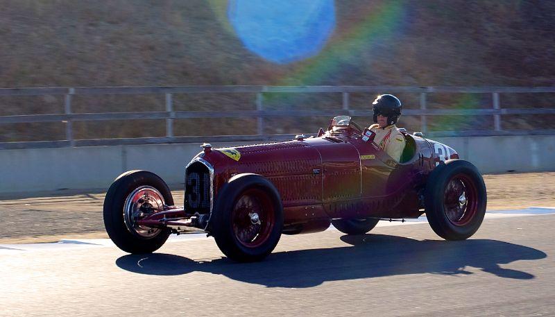 1930 Alfa Romeo P3, Peter Giddings