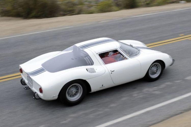 1965 Ferrari 250 LM Pininfarina Coupe