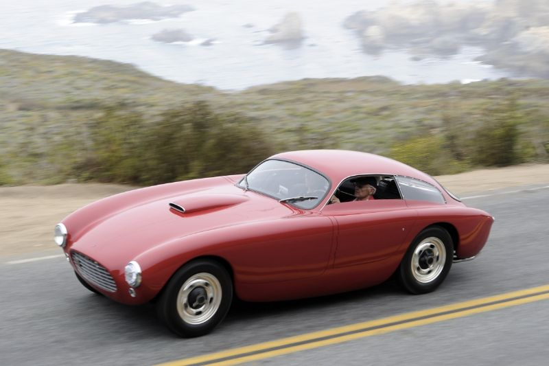 1953 Bosley Mark I G/T Coupe, Peterson Collection