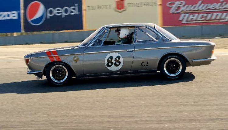 John Murray's 1966 BMW 2000CS.