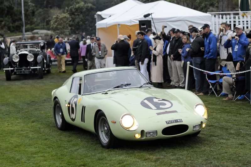 1962 Ferrari 250 GTO s/n 3505GT, Eric Heerema
