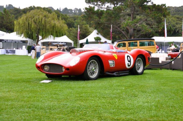 1959 Ferrari 250 TR59, Bruce McCaw