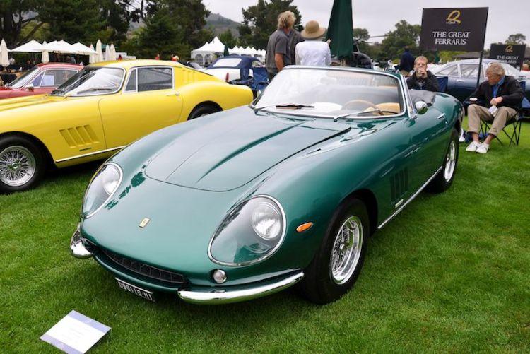 1968 Ferrari 275 GTB/4 NART Spyder, Phillip White