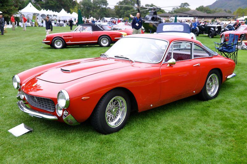 1963 Ferrari 250 GT Lusso, Mark Robinson