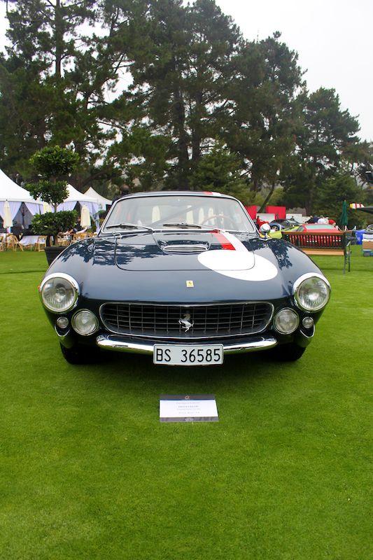 1964 Ferrari 250 GT Lusso Competizione, Peter Read