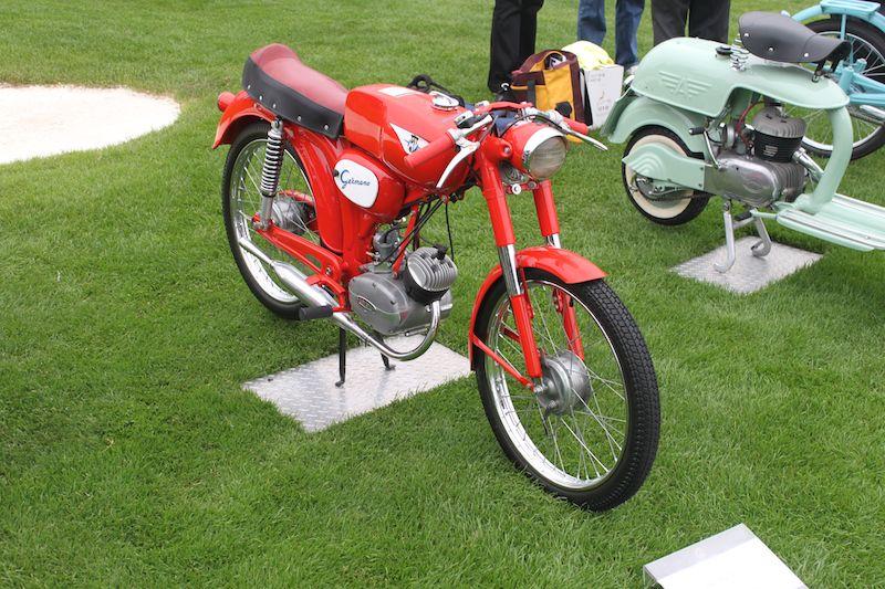 1965 MV Agusta Germano Sport, Gary Kohs