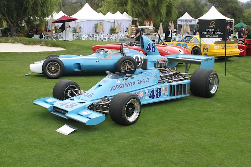 1975 AAR Eagle F5000, Malloy Foundation