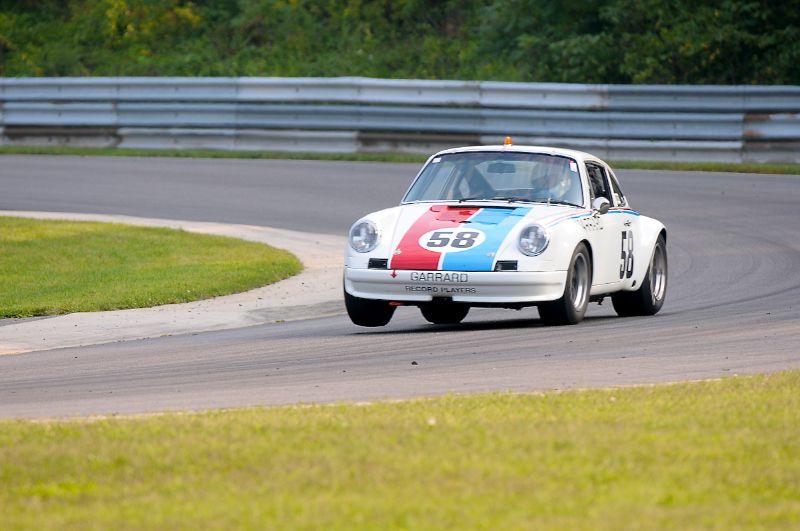 1972 Porsche 911S Jack Boxstrom.