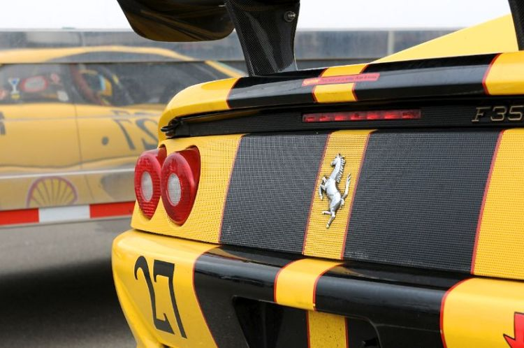 1998 Ferrari 355 Challenge- Dinah Weisberg.