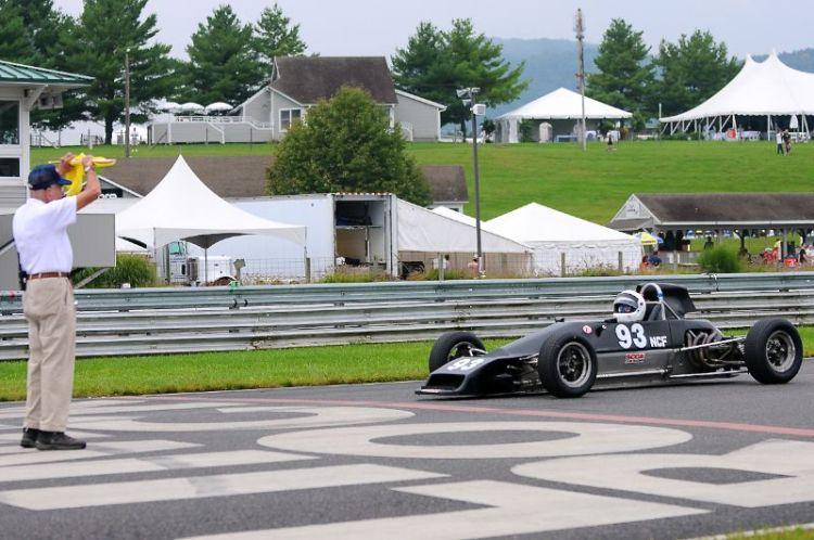 Glenn Taylor brings his 1979 PRS FF to the grid.