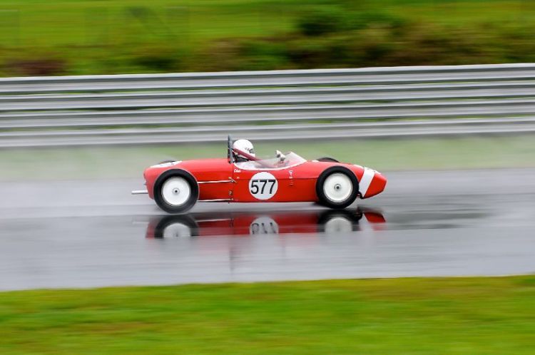 1959 Lotus 18 FJ- Chris Cunningham.