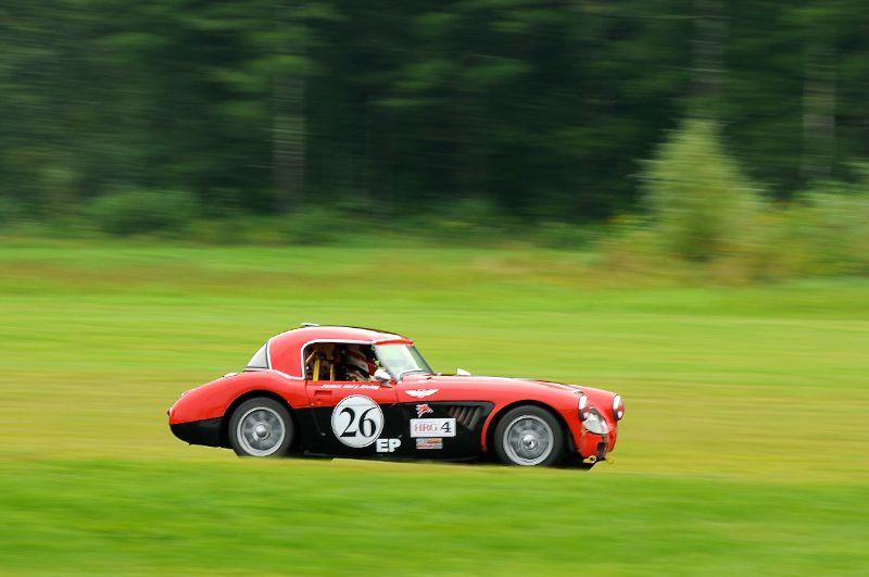 1964 Austin-Healey 100/6, Jonathan Einhorn.