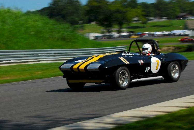 1964 Chevy Corvette, Tony Carpanzano.