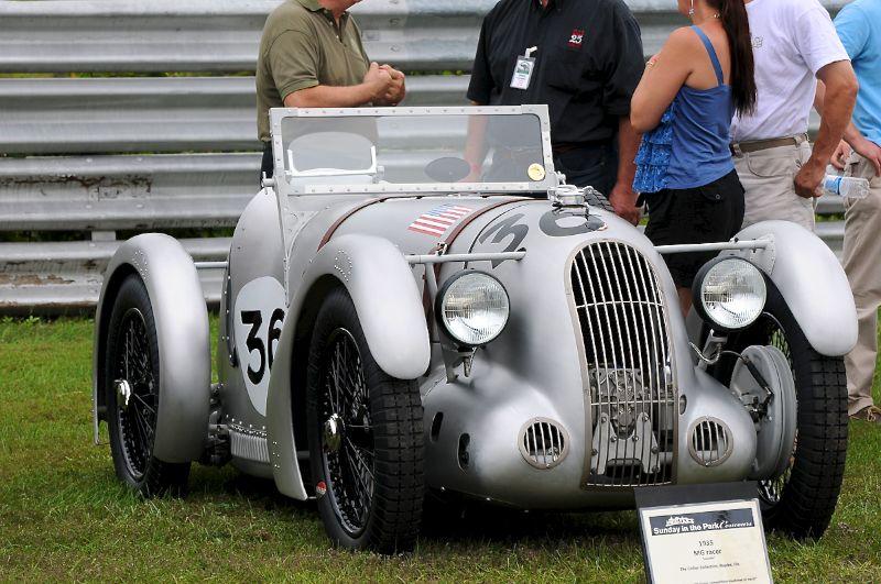 1935 MG PA/PB 'Leonidis'