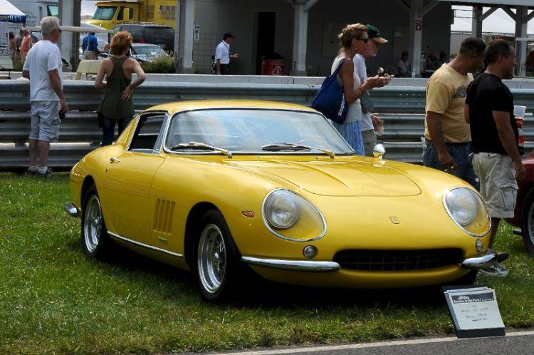 1967 Ferrari 275 GTB/4- Bruce Male.