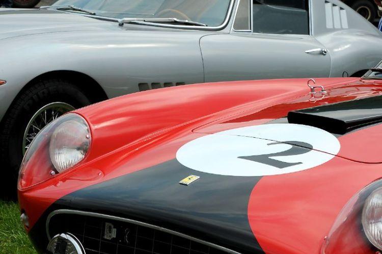 1959 Ferrari 250 GT TdF - Bruce Male.
