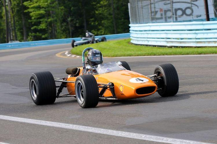1967 McLaren M4A- Lindsey O'Donnell.
