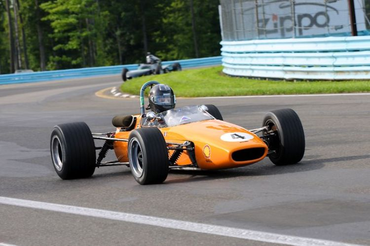 1967 McLaren M4A- Lindsey O'Donnell.