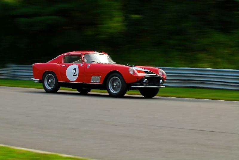 1958 Ferrari 250 GT TDF, Bob Bodin.