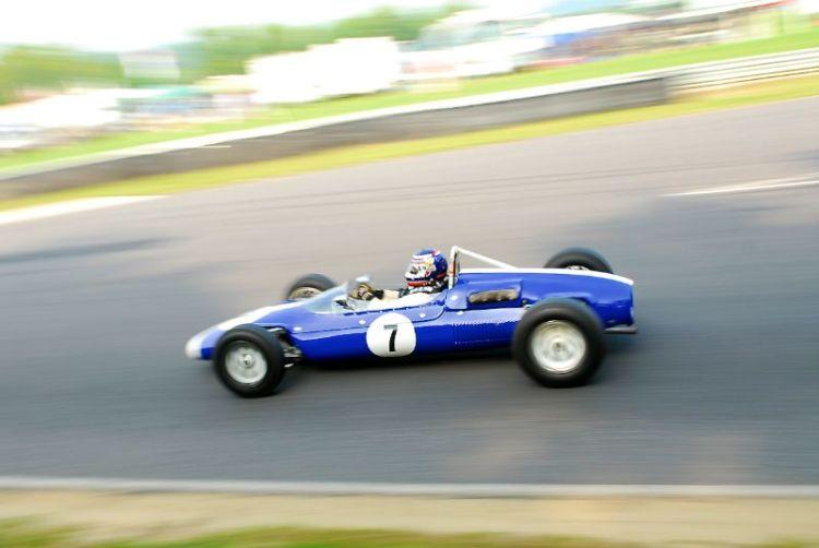 1963 Lotus 23,Mark Brannon.