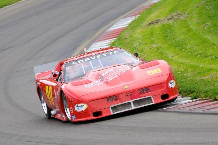Jeff Bernatovich-  1990 Corvette GT-1.