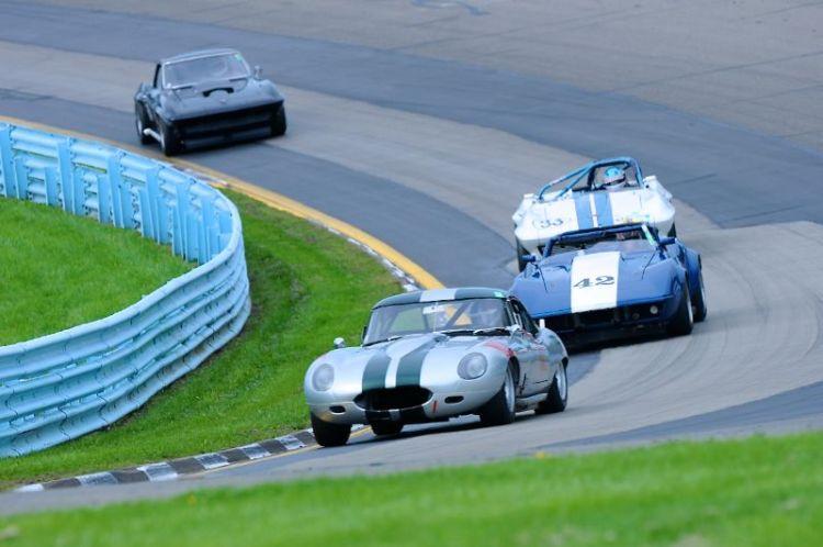 Jack Busch- 1962 Jaguar E-Type.