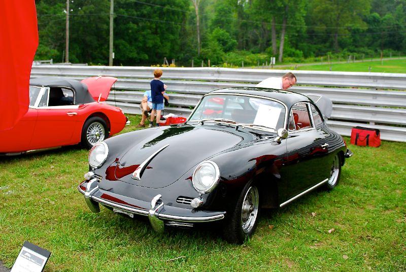 1963 Porsche 356 B Super 90.