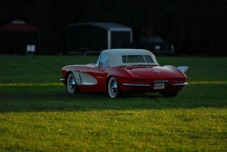 1961 Corvette- William Hughes.