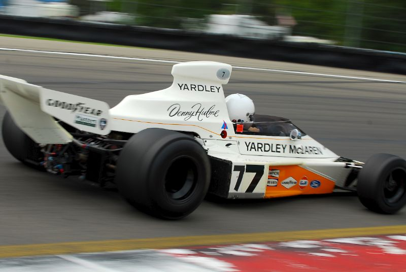 1973 McLaren M23- Frank Lyons.