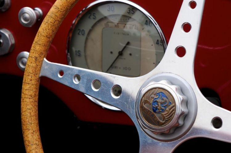 1948 Cisitalia 202 MM Nuvolari Spyder, Michael Schwartz/ARI