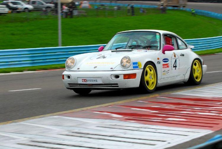 1992 Porsche 911- Erik Weyls.