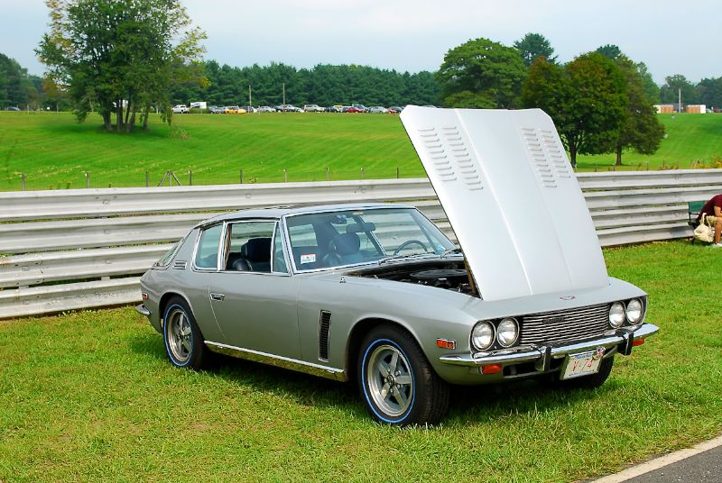 Jensen Interceptor III.